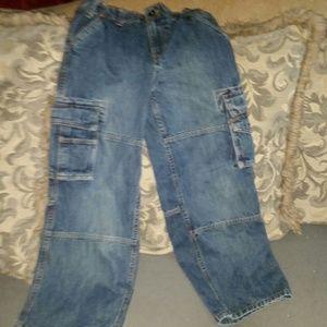 Boys Faded Glory Jean's Size 10